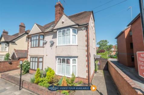 Stoney Road, Cheylesmore, Coventry. 5 bedroom semi-detached house for sale