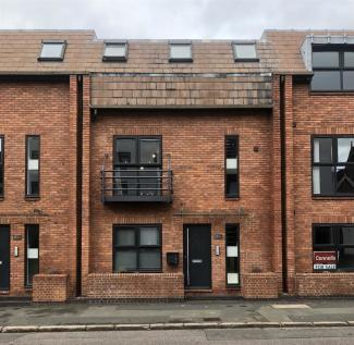 Queens Road, City Centre, Coventry. 1 bedroom apartment for sale