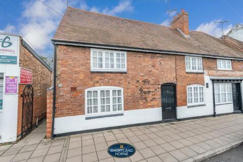 Spon End, Coventry. 3 bedroom cottage for sale