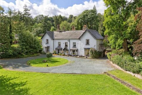 Brookside Manor, Bronygarth, Oswestry, Shropshire. 10 bedroom detached house for sale