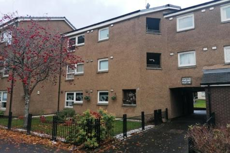 McIntosh Court, E-Dennistoun. 1 bedroom flat