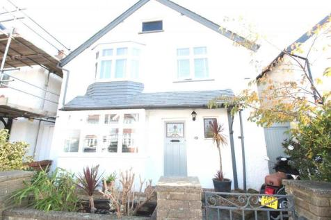 Titian Road, Hove. 3 bedroom detached house