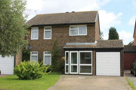 Bluebell Close, Horsham. 4 bedroom link detached house