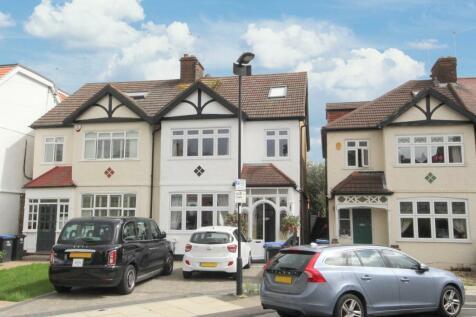Coombe Corner, London, N21. 4 bedroom semi-detached house for sale