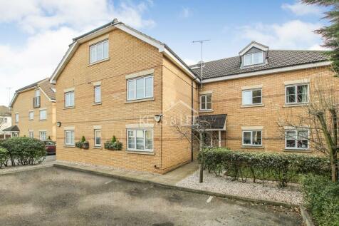 Russell Wilson Court, Church Road, Harold Wood. 2 bedroom ground floor flat