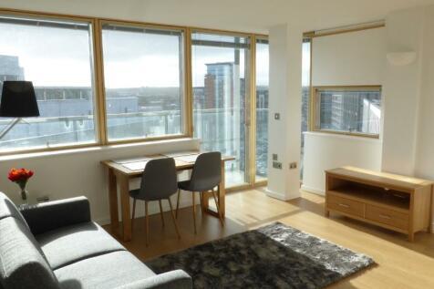 West Point, Leeds. 2 bedroom flat