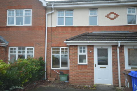 Bullrushes Close, Etruria. 2 bedroom semi-detached house