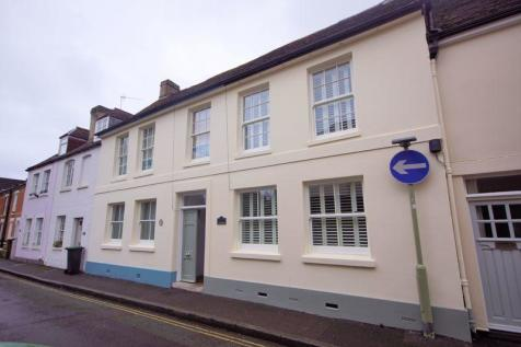 Church Road, Alverstoke, Gosport, PO12. 4 bedroom terraced house for sale