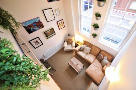 King Street, Norwich. 2 bedroom apartment