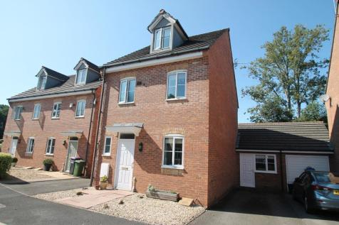 Mill House Court, Coed Eva, Cwmbran, Torfaen, NP44 7AY. 4 bedroom detached house