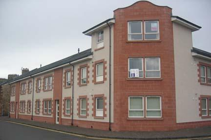 14A New Mill Road, Kilmarnock, KA1 3JF. 2 bedroom flat