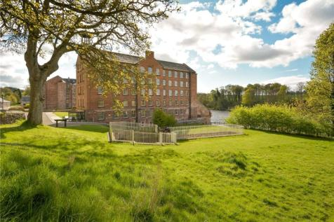 7 Mid Mill, Mill Square, Stanley Mills, Stanley, PH1. 4 bedroom terraced house for sale