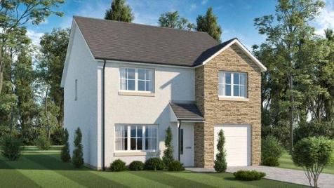 The Gordon, Plot 49, Hayfield Brae, Methven, Perth, PH1. 4 bedroom detached house for sale