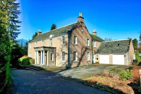 Merton, Corsee Road, Banchory, Aberdeenshire, AB31. 6 bedroom detached house for sale
