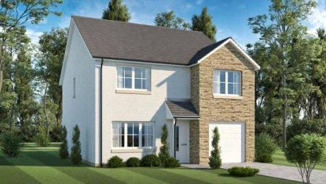 The Gordon, Plot 85, Hayfield Brae, Methven, Perth, PH1. 4 bedroom detached house for sale