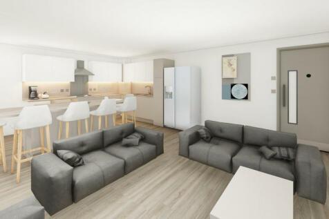 Silver Ensuite, Magdalen Street. Studio flat