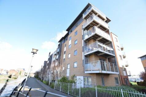 Heia Wharf, Colchester. 1 bedroom apartment