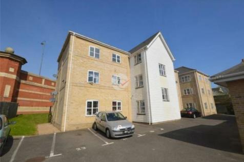 Capstan Place, Colchester. 2 bedroom apartment