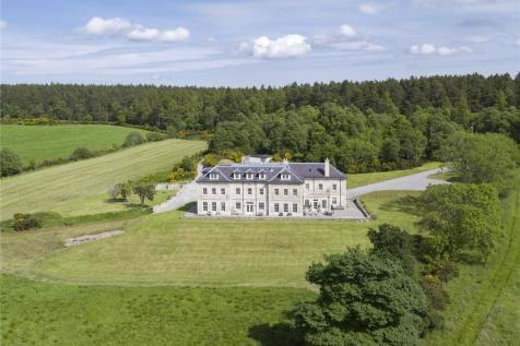 Orton, Fochabers, Moray. 8 bedroom house for sale