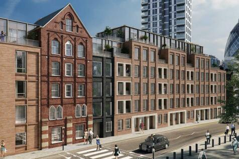Gatsby Apartments, London Square, Spitalfields, Spitalfields - E1 7BB. 1 bedroom apartment