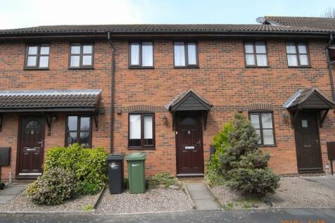 Elgar Close, Ledbury. 2 bedroom terraced house