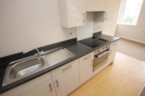 Wharncliffe House, Bank Street, Sheffield, S1 2DS. 1 bedroom flat