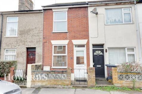 Cambridge Road, Lowestoft. 3 bedroom terraced house