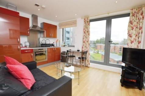 Echo Central One, Cross Green Lane. 1 bedroom apartment