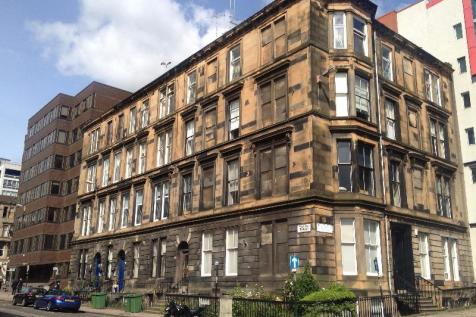 Holland Street, City Centre, Glasgow, G2. 1 bedroom flat