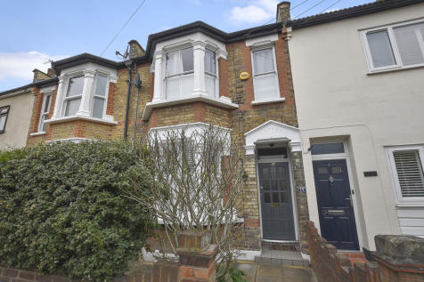 Ashford Road, South Woodford. 3 bedroom terraced house for sale
