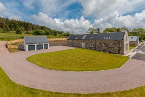 Eslie, Banchory, Aberdeenshire. House for sale