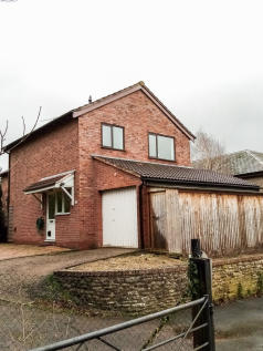 Merrick Close, Ross-on-Wye. 3 bedroom detached house