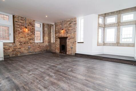 The Old Fire House , 520-524 Wimborne Road , Winton. Studio flat