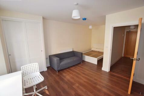 82-90 Old Christchurch Road, Bournemouth,. Studio flat