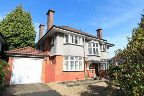 Roslin Road, Talbot Woods, Bournemouth. 2 bedroom flat