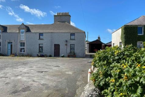 Pierowall House, Westray, Orkney KW17 2BZ. 4 bedroom house for sale
