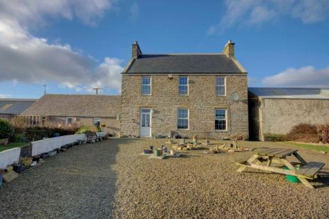 Backaskaill Farmhouse, Sanday, Orkney KW17 2BA. 3 bedroom detached house for sale