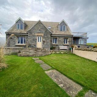 Rannabrae, Rapness, Westray, Orkney KW17 2DE. 4 bedroom detached house for sale