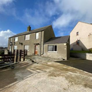 11a Grieveship Terrace, Stromness, KW16 3AY. 4 bedroom semi-detached house for sale