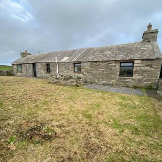 Galtyha', Eday, Orkney, KW17 2AA. 4 bedroom cottage for sale