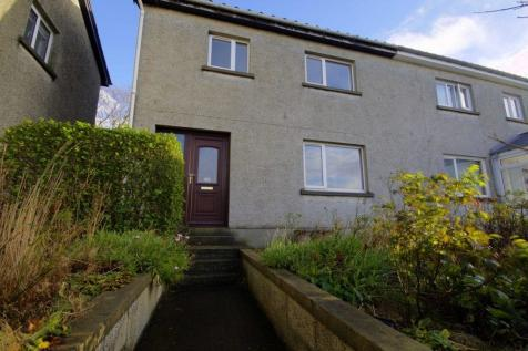 40 Craigie Crescent, Kirkwall, Orkney KW15 1EP. 3 bedroom end of terrace house for sale