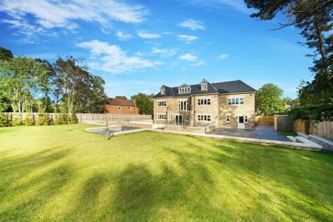 Darras Road, Darras Hall, Ponteland. 6 bedroom detached house for sale