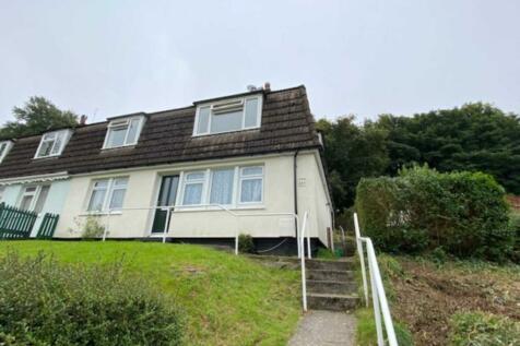St Pancras Avenue, Plymouth, PL2 3TL. 2 bedroom maisonette