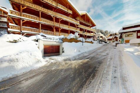 Verbier, Valais. 4 bedroom apartment for sale