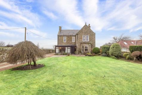 Freuchie, Fife. 4 bedroom detached house for sale