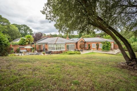 Nacton, Ipswich. 4 bedroom detached house for sale