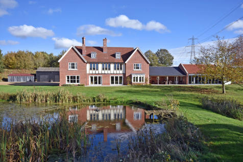 Hook Lane, Hadleigh, Ipswich. 7 bedroom detached house for sale