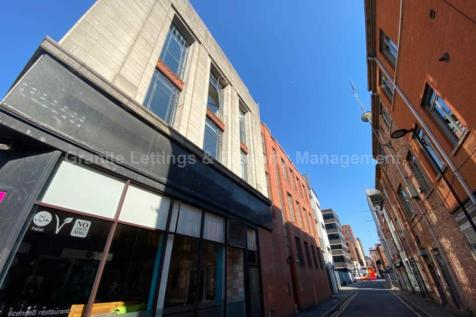 The Burton Building, 90-94 Oldham Street, Northern Quarter, Manchester, M4 1LJ. 1 bedroom apartment