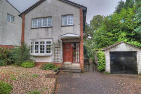 Barrs Brae, Kilmacolm, Inverclyde, PA13. 3 bedroom detached house