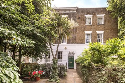 St Georges Road, Kennington, London, SE1. 4 bedroom terraced house for sale